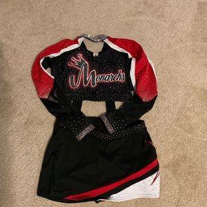 Other - Cheer Extreme Charlotte uniform & jacket